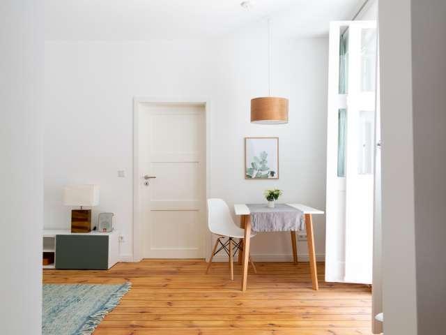 Wohnung mit 1 Schlafzimmer zu vermieten in Wilhelmsruh, Berlin