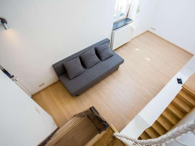 45 m2, maison 1 chambre à louer à Bruxelles