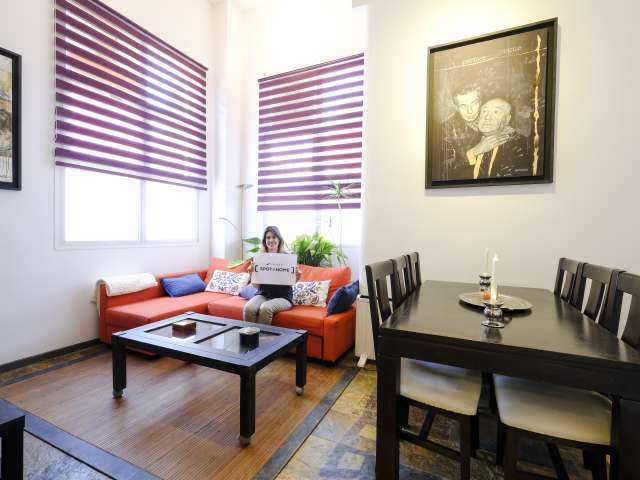 Loft apartment for rent in Ciudad Lineal, Madrid