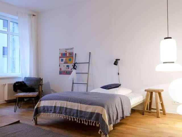 Chic Studio Wohnung zu vermieten in Friedrichshain, Berlin