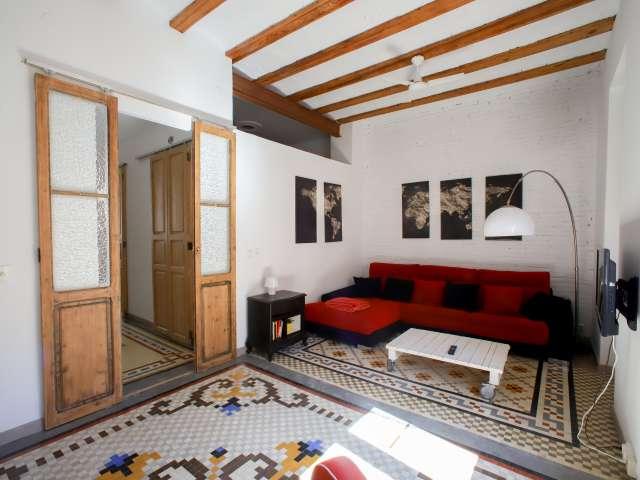 Unique 2-bedroom apartment for rent in La Saïdia, Valencia