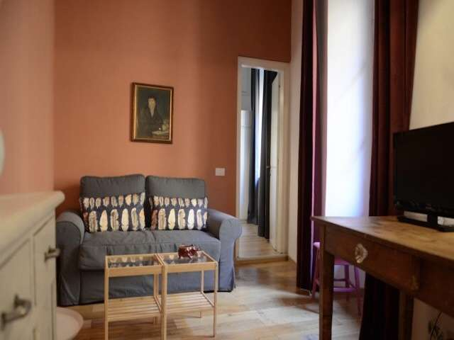 Whole 1 bedrooms apartment in Roma