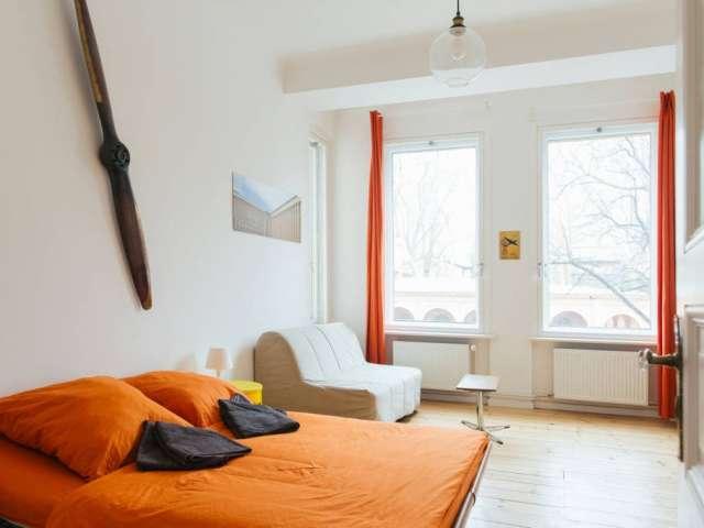 Helles Studio-Apartment zur Miete in Neukölln, Berlin