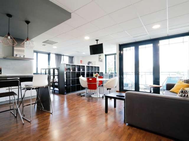 Bright studio apartment for rent, San Sebastián de los Reyes