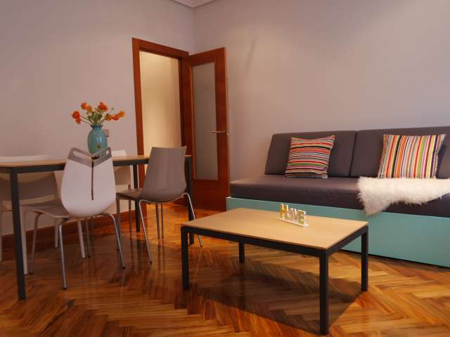 1-Zimmer-Wohnung zur Miete in Centro, Madrid