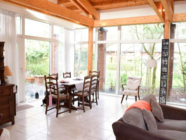 Tranquil 1-bedroom house to rent in Castleknock, Dublin