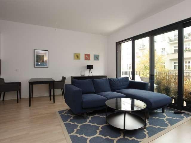 1-Zimmer-Wohnung zu vermieten Friedrichshain Berlin