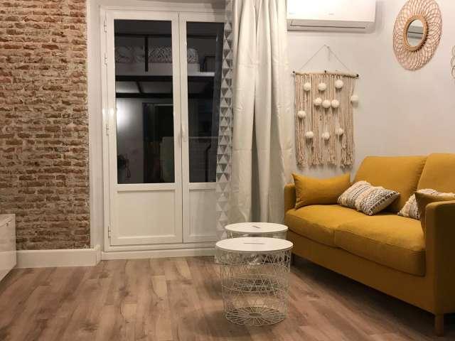 Studio apartment for rent in Acacias, Madrid