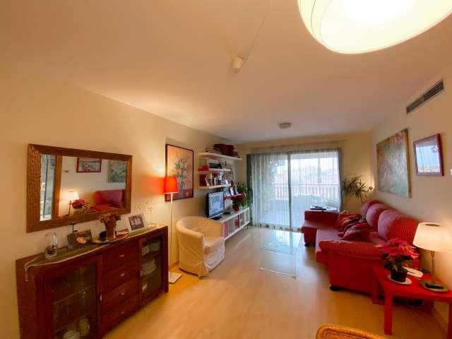 Appartamento con 2 camere da letto in affitto ad Alboraia, Valencia