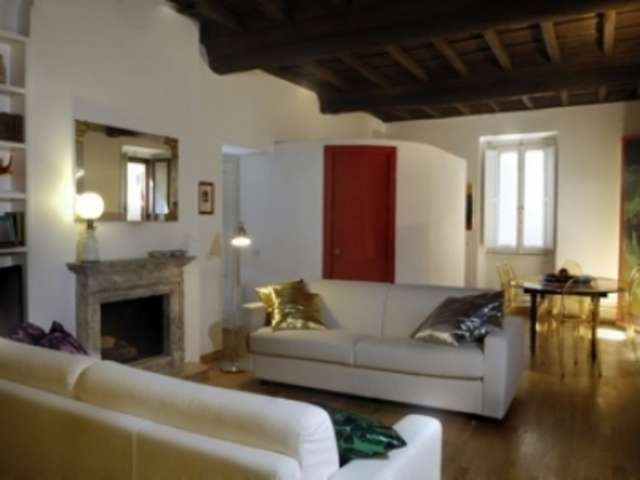 appartamento in affitto in Trastevere, Roma, 2 camere da letto