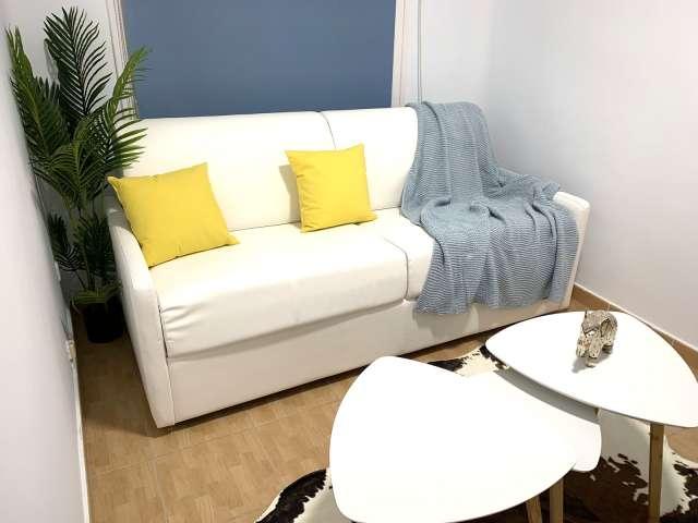 2-Zimmer Wohnung zur Miete in Retiro, Madrid