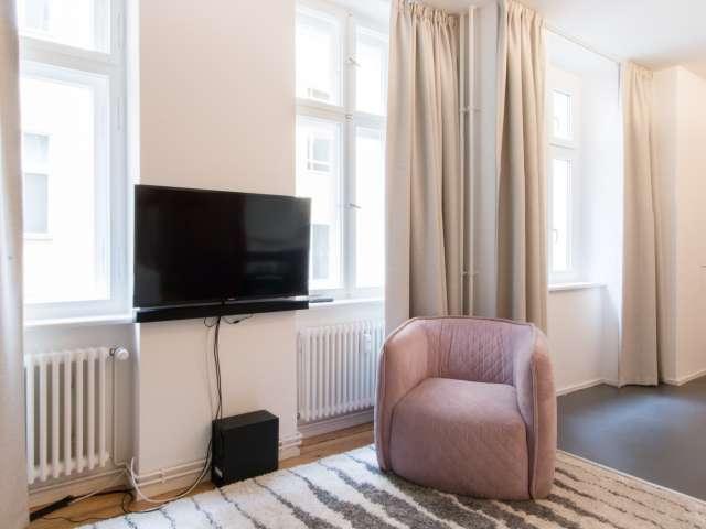 Modernes Studio-Apartment zur Miete in Kreuzberg, Berlin