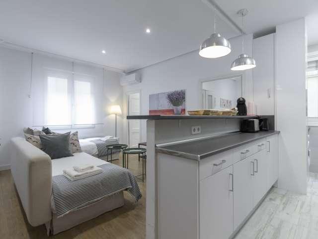 2-Zimmer-Wohnung zur Miete in Centro, Madrid