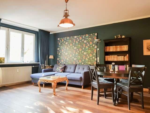 Moderne Wohnung zur Miete in Tempelhof-Schöneberg, Berlin