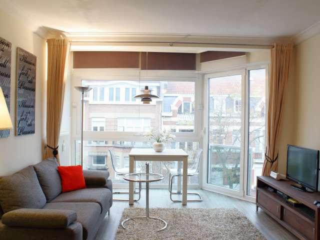 Appartement 1 chambre à louer, Woluwe Saint Lambert, Bruxelles