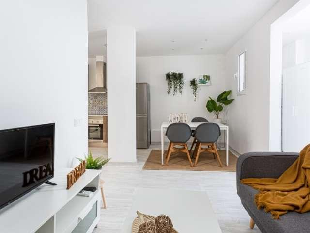 1-Zimmer-Wohnung zur Miete in Sants, Barcelona