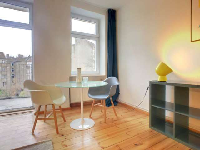 Gemütliche 1-Zimmer-Wohnung zur Miete in Prenzlauer Berg, Berlin