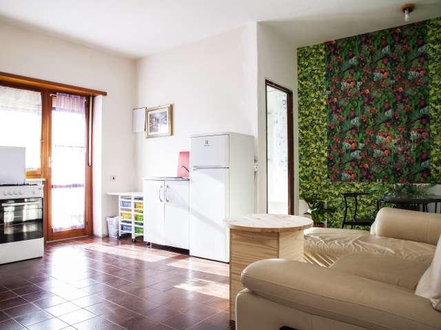 Appartamento con 1 camera da letto in affitto a Municipio III, Roma