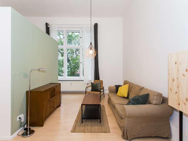 Komfortable Studio-Wohnung zur Miete in Mitte, Berlin