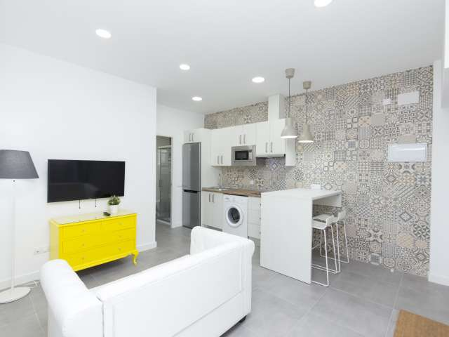 Studio apartment for rent in Chamartín, Madrid