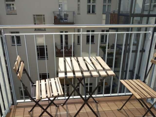 Appartement avec 1 chambre à Prenzlauer Berg, Berlin