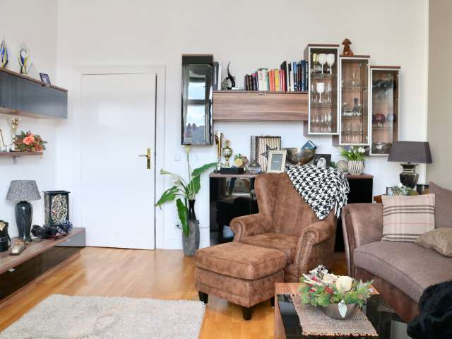 Lovely apartment with 1-bedroom for rent in Charlottenburg
