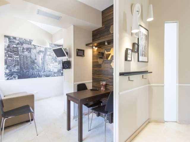 Schönes Studio-Apartment zur Miete in Centro, Madrid
