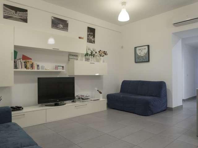 Moderne 1-Zimmer-Wohnung zur Miete in Centro Storico, Rom