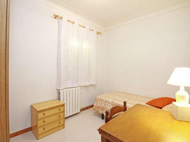 Entspannungszimmer in 3-Zimmer-Wohnung in Eixample, Barcelona