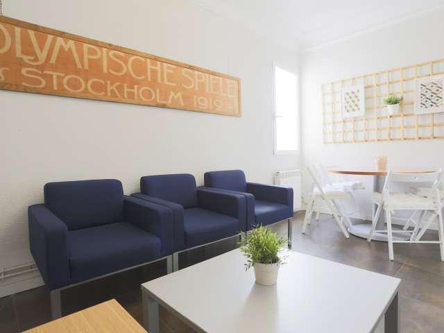 4-Zimmer-Wohnung zur Miete in Chamartín, Madrid