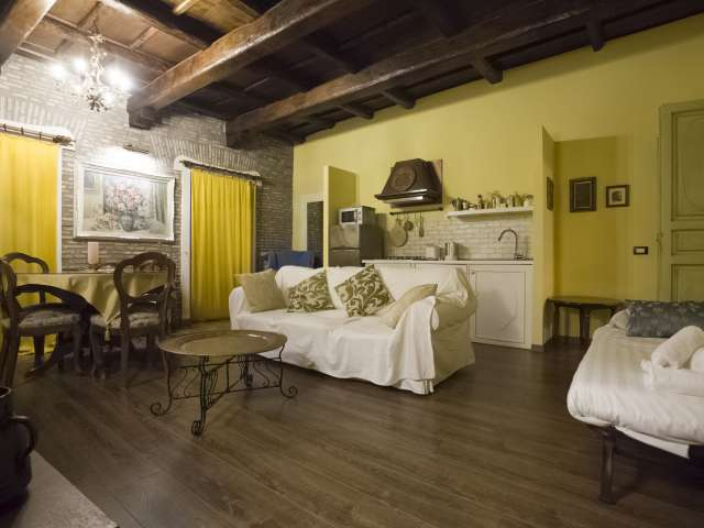 2-Zimmer-Wohnung zur Miete in Spagna, Rom