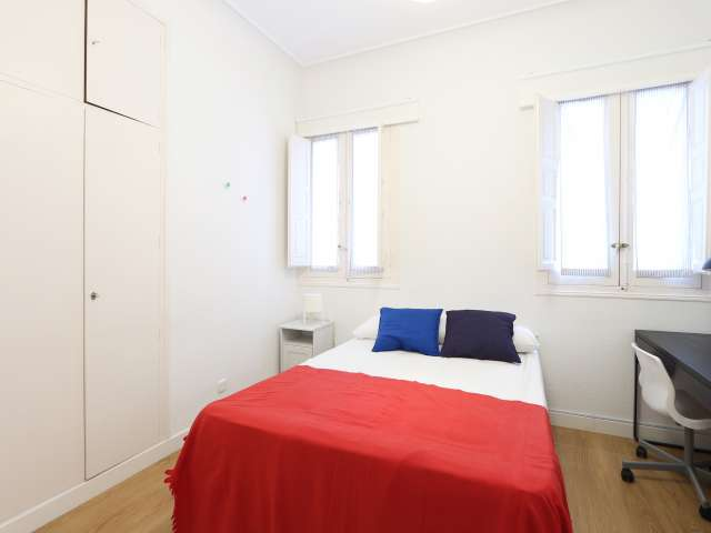Habitación moderna en alquiler en Salamanca, Madrid