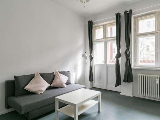Nette Wohnung mit 1 Schlafzimmer zu vermieten, Friedrichshain