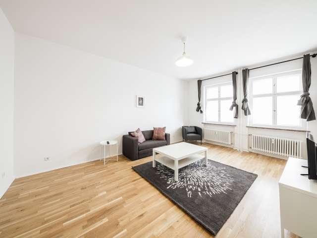 1-Zimmer-Wohnung in Friedrichshain zu vermieten
