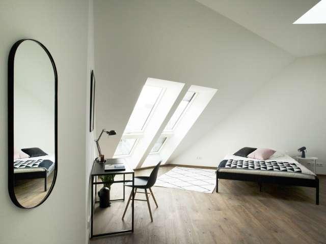 Doppelzimmer, Apartment mit 4 Schlafzimmern, Charlottenburg