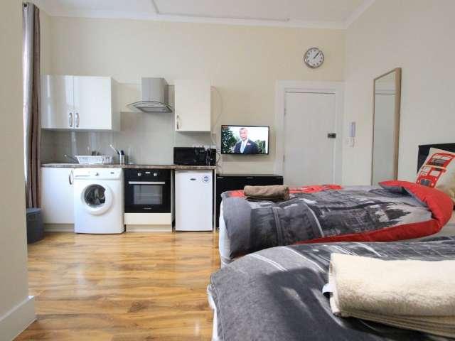 Studio apartment for rent in Marylebone, London