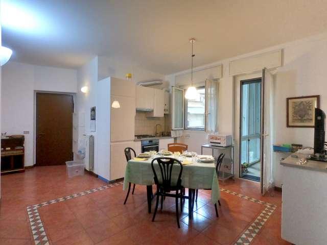 Appartamento ammobiliato con 2 camere da letto in affitto a Città Studi, Milano