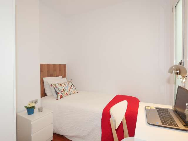 Cozy room for rent in Putxet, Barcelona
