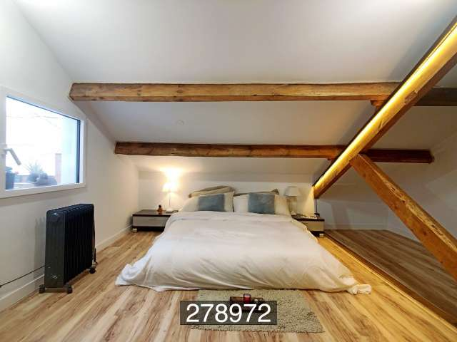 Lovely room for rent in 2-bedroom apartment in Tetuán