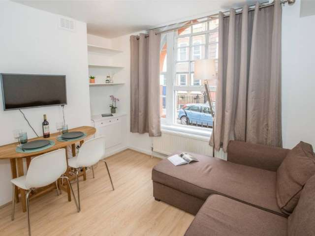 1-bedroom flat to rent in City of Westminster, London