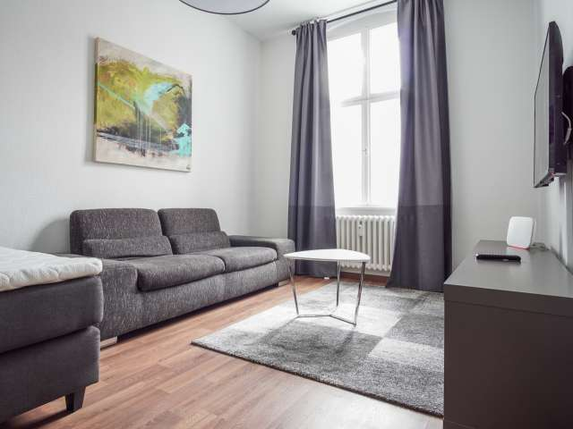 Studio apartment for rent in Friedenau, Berlin