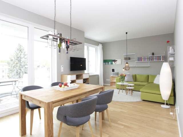 2-Zimmer-Wohnung mit Balkon zur Miete in Berlin