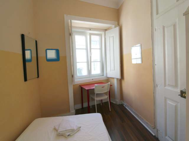 Quarto de Encanto para alugar em Bairro Alto, Lisboa