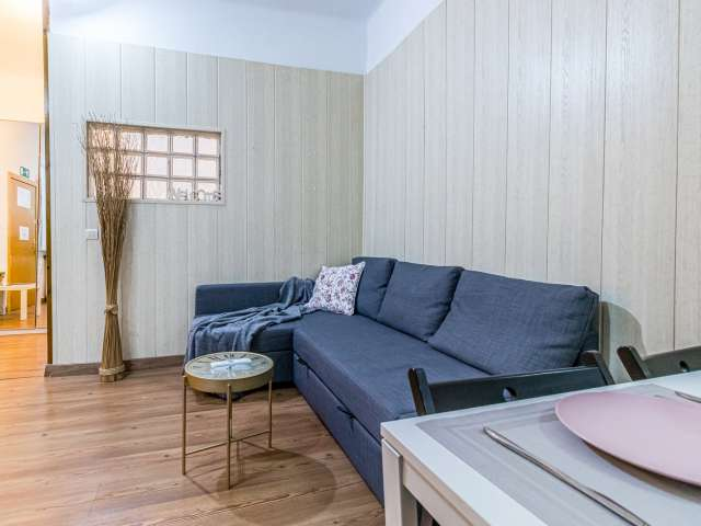 1-Zimmer-Wohnung zur Miete in Atocha, Madrid
