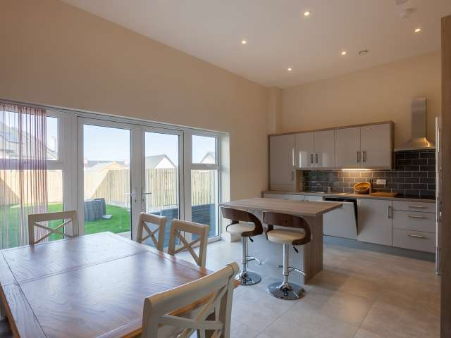 New 4-bedroom house for rent in in Malahide, Dublin