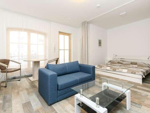 Stilvolles Studio-Apartment in Weissensee zu vermieten