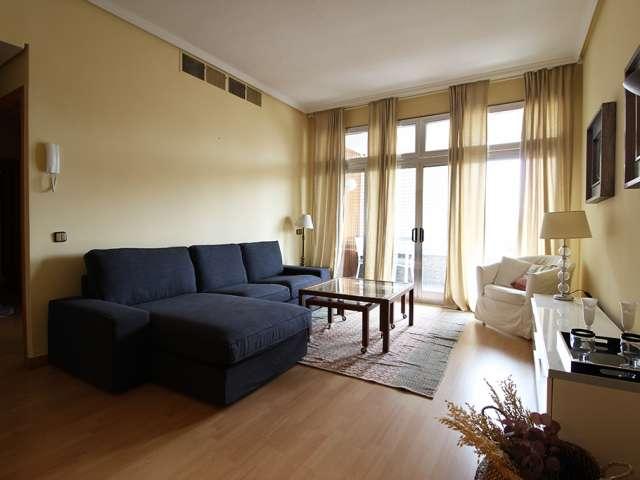 1-Zimmer-Wohnung zur Miete in Chamartín, Madrid
