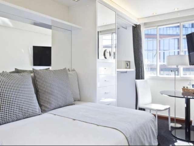 Serviced Studio Apartment for rent in Regents Park, London