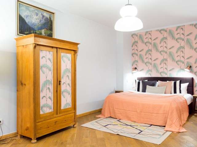 Charmantes Studio-Apartment zur Miete in Pankow, Berlin