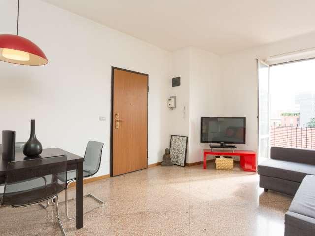 2-bedroom apartment for rent in Lambrate, Milan